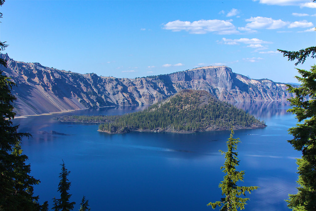 Wizard Island | Crater Lake, OR