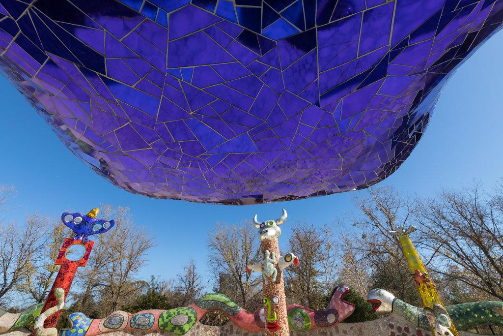 Niki de Saint Phalle Queen Califia's Magical Circle #2 | Escondido, California